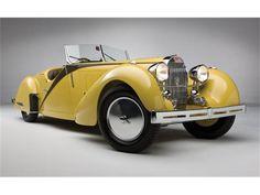 "1935 Bugatti Type 57 ""Grand Raid"""