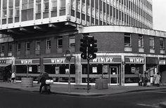 Wimpy, Woolwich