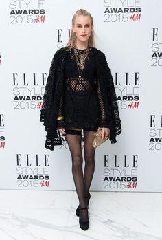 Elle Style Awards 2015 - Outside Arrivals - Celebrity Fashion Trends