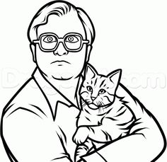 How to: Draw bubbles from The Trailer Park Boys!
