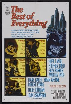 The Best of Everything movie poster