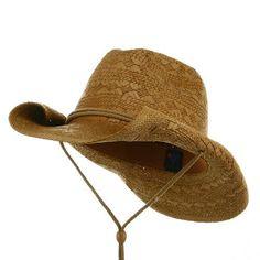 0456828dd4e5a New MG Ladies Toyo Straw Cowboy Hat online - Allfashiondress