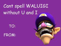 Hi my name is Ellie and graphic design is my passion. Based off of this post http://elliethejelly.tumblr.com/post/138519502073/you-cant-spell-waluigi-with-out-u-and-i
