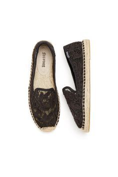 Stitch Fix Spring Shoes: Espadrille Flats