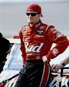 Dale Earnhardt Jr. Nascar Chevy Racing Team Nationwide Series