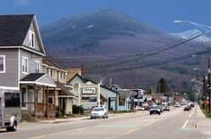 Kancamagus Highway Attractions Near the Kancamagus Scenic Byway in New Hampshire