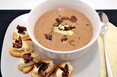 Mrs Ellwood's Simple Life: Wild Mushroom Soup