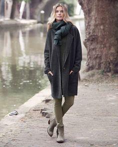 Image of Imogen knitted coat