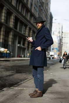 On the Street... Crosby St., New York