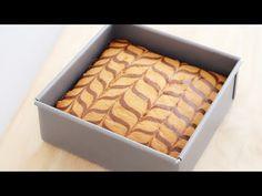 Marble Butter Cake Apron - YouTube Cake Cookies, Cupcake Cakes, Marmer Cake, Crepe Recipes, Fun Recipes, Egg Cake, Cheesecake Cupcakes, Cake Youtube, Pastry Cake