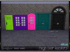 http://srslysims.tumblr.com/post/130724522412/srslys-mega-doors-i-love-these-doors-but-was