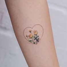 Feed Your Ink Addiction With 50 Of The Most Beautiful Rose Tattoo Designs For Me. - Feed Your Ink Addiction With 50 Of The Most Beautiful Rose Tattoo Designs For Men And Women, - Mini Tattoos, Body Art Tattoos, Sweet Tattoos, Form Tattoo, Shape Tattoo, Pretty Tattoos, Cool Tattoos, Tatoos, Yellow Rose Tattoos