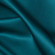Kaufman Radiance Cotton/Silk Poplin Teal from @fabricdotcom  From Kaufman Fabrics, this poplin is derived from a cotton silk blend, this fabric has the sheen and look of silk with the added benefits of cotton. A superior blend together, this fabric is truly gorgeous. It's great for all clothing (blouses, skirts, dresses, pants, suiting) to quilting and even home furnishings and accessories.