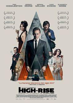 High-Rise / una película de Ben Wheatley.[Madrid] : Karma films, [2016]