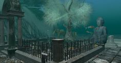 https://flic.kr/p/YS2MWJ | Throw in a couple of cats and dogs and I'd swear someone has been peeking in my dreams! | Visit this location at The  Binemust Art Garden in Second Life