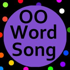 Learn OO words and long OO sounds and short OO sounds with our phonics song and song lyrics.