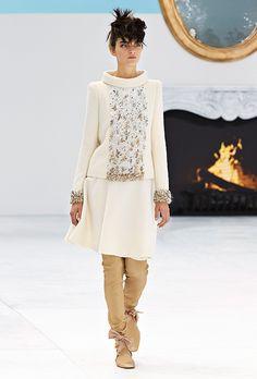 シャネル(CHANEL) Haute Couture 2014AWコレクション Gallery1 - ファッションプレス
