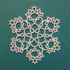 Resultado de imagen para tatting by the bay free patterns
