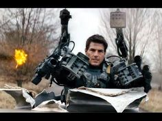 Tom Cruise doesn't just live the same combat mission over and over again in Edge of Tomorrow—he also dies a whole lot. Watch a few of the many deaths of Cruise in the latest trailer, including one at the hands of Emily Blunt. Upcoming Movie Trailers, Upcoming Movies, Trailer 2, New Trailers, Official Trailer, Indie Movies, Sci Fi Movies, George Clooney Amal Alamuddin, Edge Of Tomorrow