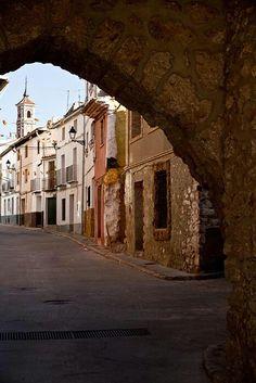 Portal de Teruel, Sarrión, Teruel (España)