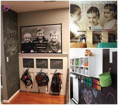 Inspiração: quartos para crianças #quarto #bedroom #kidsroom #kids #decor #casadasamigas