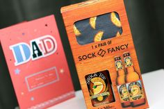 Great Father's day ideas: Beer and socks | The Mitchelli – Modern Gentleman