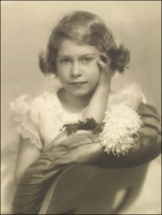 Princess Elizabeth, 1934