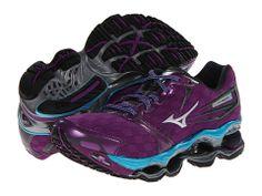 Mizuno Wave® Prophecy 2 Purple Magic/Silver/Blue Atoll