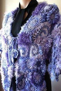 Freeform Garments by Prudence Mapstone | Flickr - Photo Sharing!