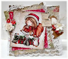 Tiddly Inks Challenge: Challenge #123 - Christmas, Holidays or a Winter Scene!