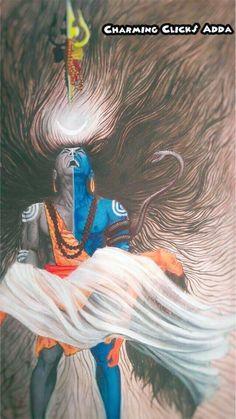 Shiva before the Tandava with dead Sati in his arms. Shiva Tandav, Rudra Shiva, Angry Lord Shiva, Aghori Shiva, Lord Shiva Hd Images, Lord Shiva Hd Wallpaper, Lord Krishna Wallpapers, Lord Shiva Painting, Krishna Painting