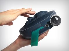 A camera and 'touch-screen' for the blind! | Yanko Design