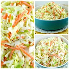 The Famous KFC Coleslaw Recipe