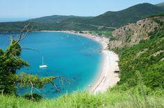Jaz Beach, Montenegro