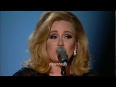 I'd Roll in the deep with Adele!