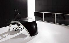 futuristic office interior design