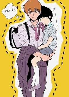 Lolol why does Mob have his tie in his mouth? One Punch Man, Mob Psycho 100 Anime, Mob Physco 100, The Ancient Magus Bride, Mobb, Hitman Reborn, Kageyama, Manga, Noragami