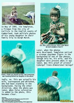 15 Famous 'Paranormal' Photos (Explained by Science) | Cracked.com