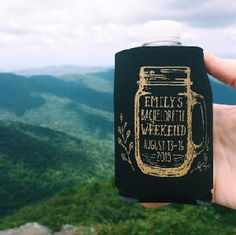 """These koozies were great for a bachelorette weekend and the quality and customer service was excellent!"""