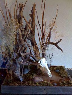 Outdoor feel Deer Mount Decor, Antler Mount, Antler Art, Deer Decor, Deer Hunting Decor, Hunting Cabin, Texas Hunting, Taxidermy Decor, Taxidermy Display