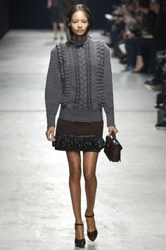 Christopher Kane | Fall 2014 Ready-to-Wear Collection | Style.com | #lfw