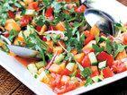 David Roccos Recipes for a Light Summer Supper