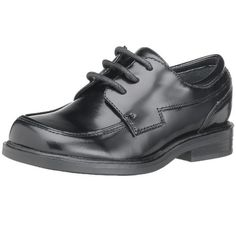 Kenneth Cole Reaction T-Flex Oxford (Toddler/Little Kid),Black,8 M US Toddler Kenneth Cole REACTION. $44.95. leather. Made in China. Super sharp square-toe construction. Lightly padded footbed for comfort. Lace-up oxford. Rubber sole. Soft leather lining