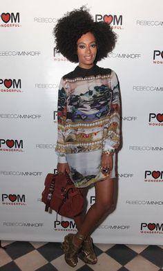 Rolling Soul: MODA: O estilo fashion de Solange Knowles