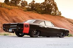 Modified Plymouth Road Runner