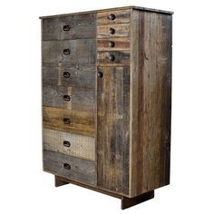 This is awesome. I would even use this in my kitchen! Bishop Chest