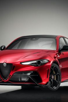 I want one - Sad to miss Geneva this and sad to miss this one. The return of the Alfa Romeo Giulia in two versions GTA and GTAm a race version, more powerful Bi-Turbo engine with in just seconds - just 500 of each available Alfa Romeo Gta, Alfa Romeo Giulia, Dream Machine, Latest Cars, Car Videos, Car Brands, New And Used Cars, Dream Garage, Geneva