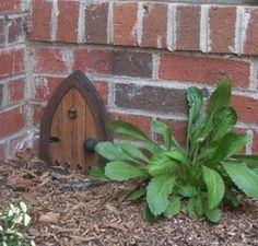 fairy/gnome door