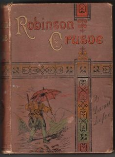 """Robinson Crusoe  is a novel by Daniel Defoe, first published on 25 April 1719. This first edition credited the work's fictional protagonist Robinson Crusoe as its author. The story is widely perceived to have been influenced by the life of Alexander Selkirk, a Scottish castaway who lived for four years on the Pacific island called """"Más a Tierra"""" (in 1966 its name was changed to Robinson Crusoe Island), Chile."""