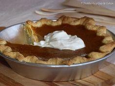 Pumpkin Pie {Tarta de Calabaza}